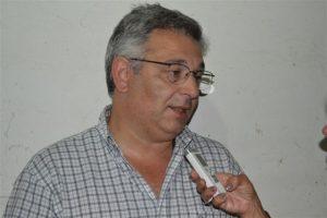 Dr. Mauricio Barrientos, Diputado Provincial.