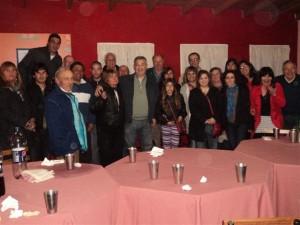 Barrientos se reunió con Sociedades de Fomento.