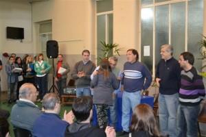 Entregaron becas a estudiantes universitarios y terciarios en Chacabuco.
