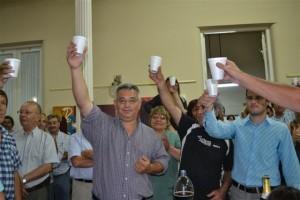Barrientos entregó 12 pensiones.