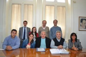 La Municipalidad compró una casa para estudiantes en Junín.