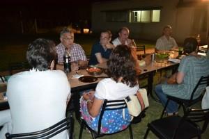 Barrientos reunido con funcionarios de Cultura.