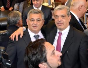 Barrientos acompañó a Domínguez.