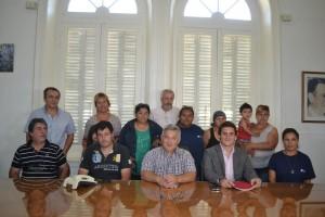 Propietarios del Sector Industrial firmaron escrituras.