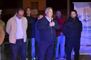 Barrientos inauguró la Expocolectividades.
