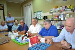 Barrientos inauguró el Centro de Fertilización Asistida en el Hospital.