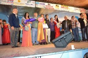Barrientos en el Festival del Fomentista.