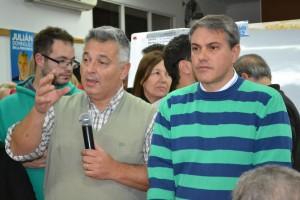 El PJ de Chacabuco organiza el lanzamiento de campaña de Julián Domínguez.