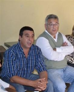 El Grillo Martínez ocupará la Secretaría Privada.