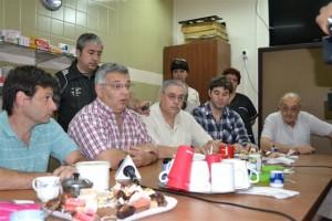 Presentaron la digitalización en el Hospital Municipal de Chacabuco.