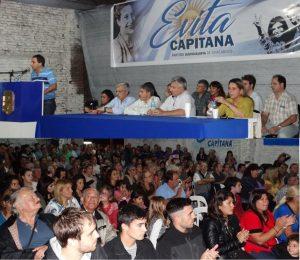 Inauguración Unidad Básica.