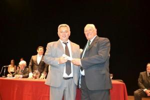 Barrientos juró como Diputado Provincial