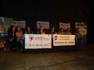 Lanzamiento de los Juegos BA2012.