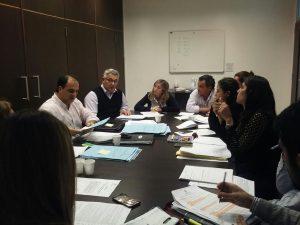 Reunión de la Comisión de Prevención de Adicciones