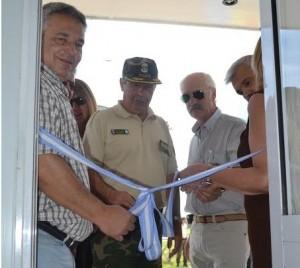 Inauguraron Posta Rural.