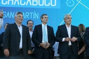 Barrientos, Randazzo y Domínguez.