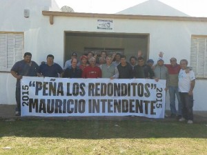 Pintada solidaria en la Escuela 18.
