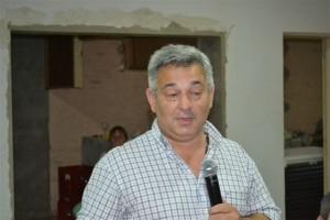 Dip. Prov. Mauricio Barrientos.
