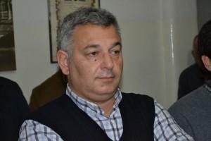 Muricio Barrientos, Intendente Municipal del Partido de Chacabuco.