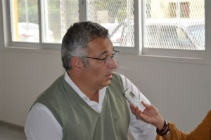 Mauricio Barrientos le responde a Víctor Aiola.