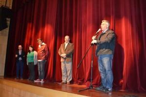 Comenzó el Festival de Teatro Chacabuco 2014.