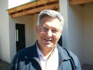 Dip. Prov., Mauricio Barrientos