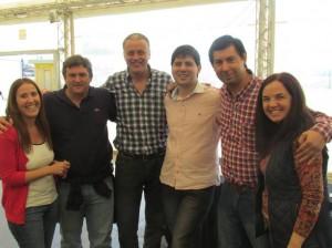 Javier Basile integrará la mesa de la Juventud seccional del massismo.