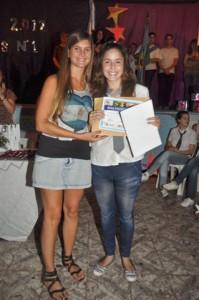 Becas premio al esfuerzo 2013.