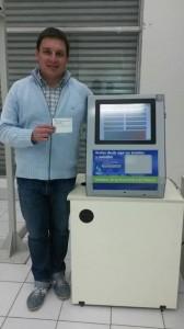 Nueva terminal de autoconsulta en ANSES.