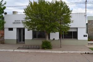 Biblioteca Popular Guillermo Rawson.