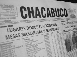 Falleció Julio De Nigris, director del Bicemanario Chacabuco.