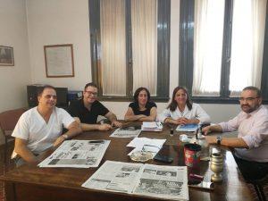 El nuevo bloque comenzó a trabajar en la agenda legislativa.