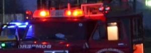 Se accidentó Corio en Ruta 51.