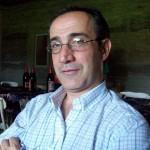El Concejal Claudio Brindisi fue otro de los que acompañaron a Barrientos en Rawson.