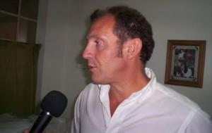 Dr. Bruno, Director del Hospital de Chivilcoy.