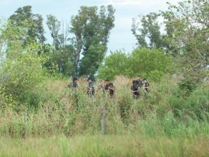 Hallaron el cuerpo de Angélica Gómez desaparecida en Rojas. Hay un detenido.