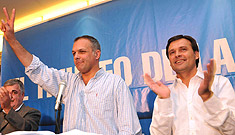 Martín Buzzi es el nuevo Gobernador electo de Chubut.