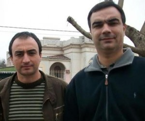 Concejales Mariano Cámera y Ariel Di Piero.