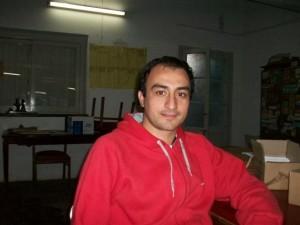 Mariano Camera, autor del proyecto.
