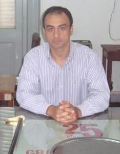 Concejal de la UCR Mariano Camera.