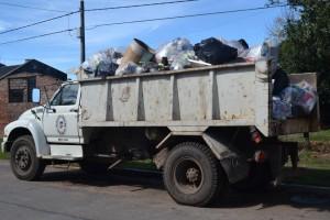 Preocupa la no recolección en algunos barrios de Chacabuco.