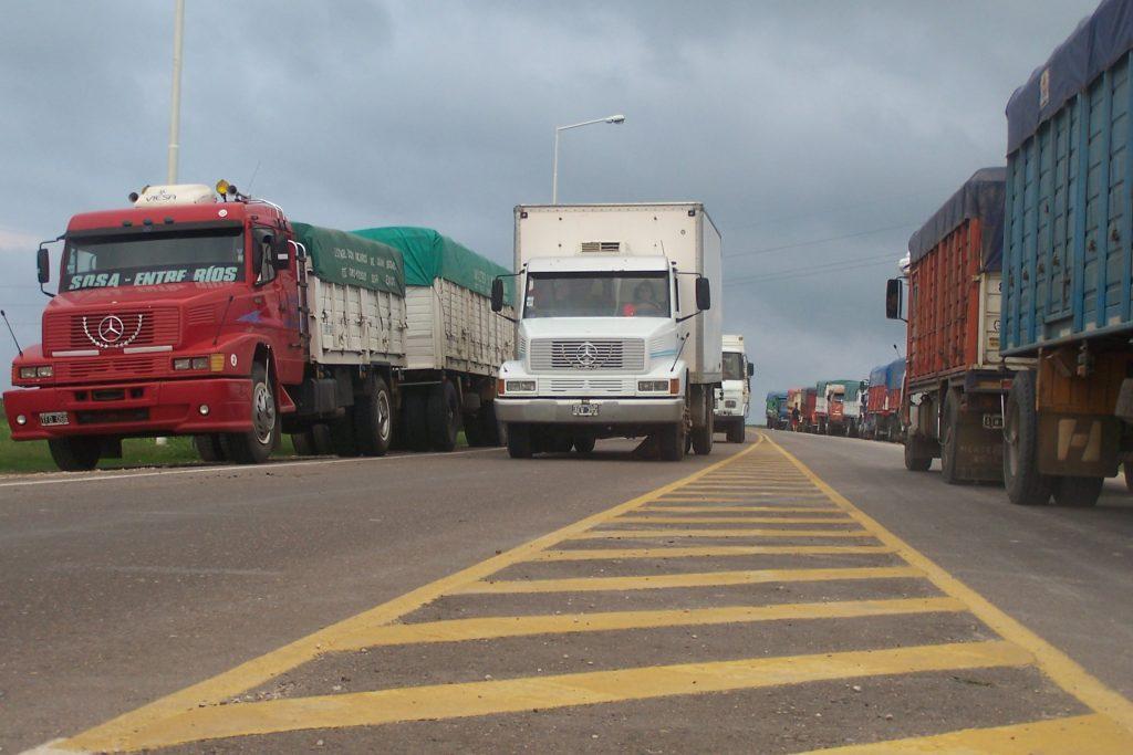 Mensaje del Intendente Municipal dirigido a los camioneros en su día
