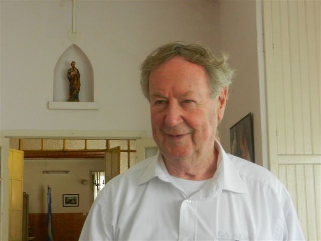 José Campion en Rawson.