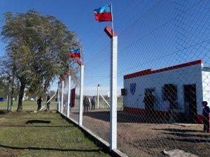 Nuevo estadio del Club Rivadavia