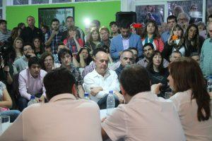 Carnaghi se reunió con Cristina Kirchner