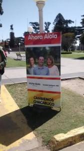 Pedido de Difusión Frente Renovador de Chacabuco.