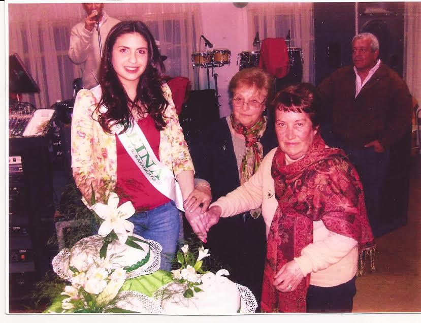Abigail Sánchez, Reina del 86º Aniversario.