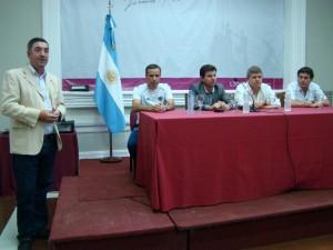 Los directivos de Sarmiento de Junín contaron su modelo de gestión.