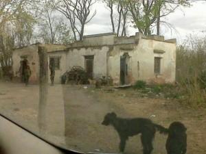 Lugar donde habita familia Mauro.