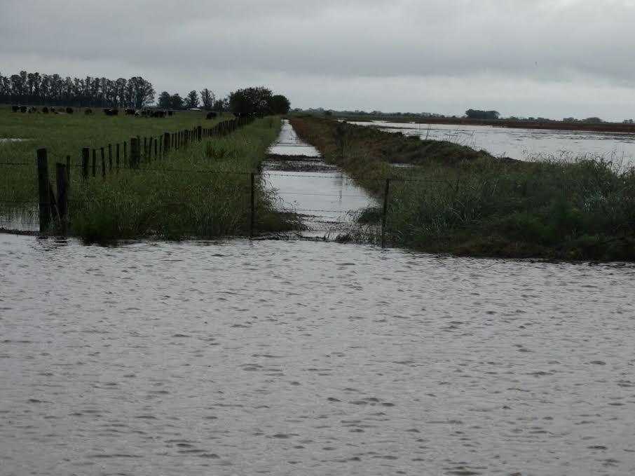 Uno de los canales en Castilla.